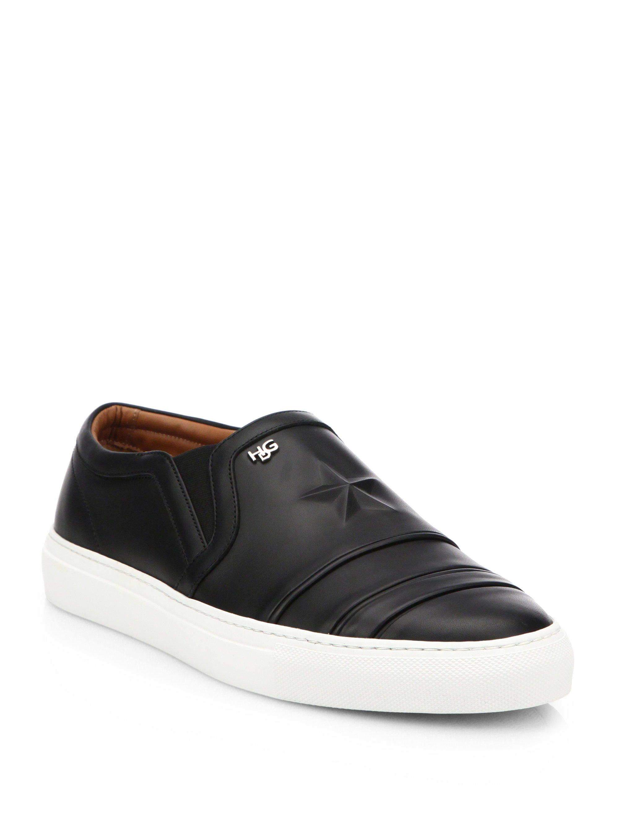 deals cheap online Givenchy embossed slip-on senakers outlet 100% guaranteed pre order cheap online cheap visit 4UhrhAyZQO