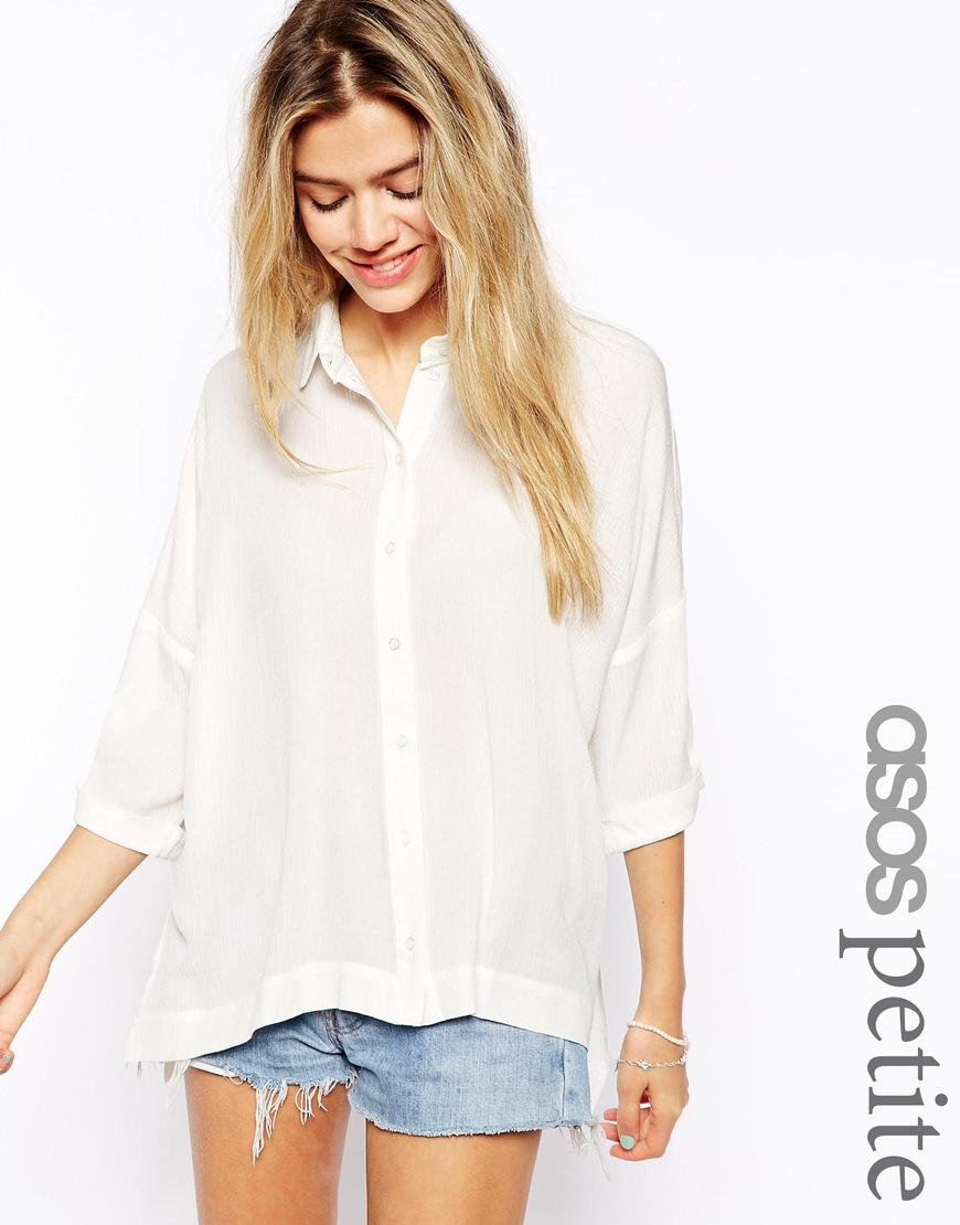 Brilliant XXXL Women Satin Silk Blouse Button Ladies Silk Satin Blouses Shirt
