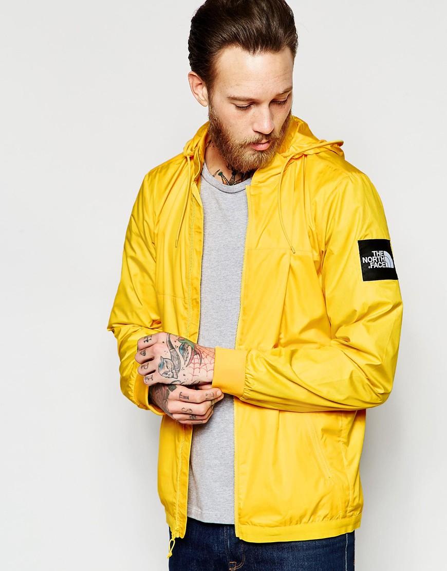 b15d1ca0e9 ... wholesale lyst the north face denali diablo jacket in yellow for men  de352 3d93e