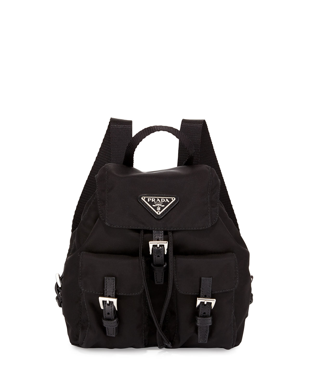 Vela Mini Crossbody Backpack Bag Black- Fenix Toulouse Handball 041afd52662ec
