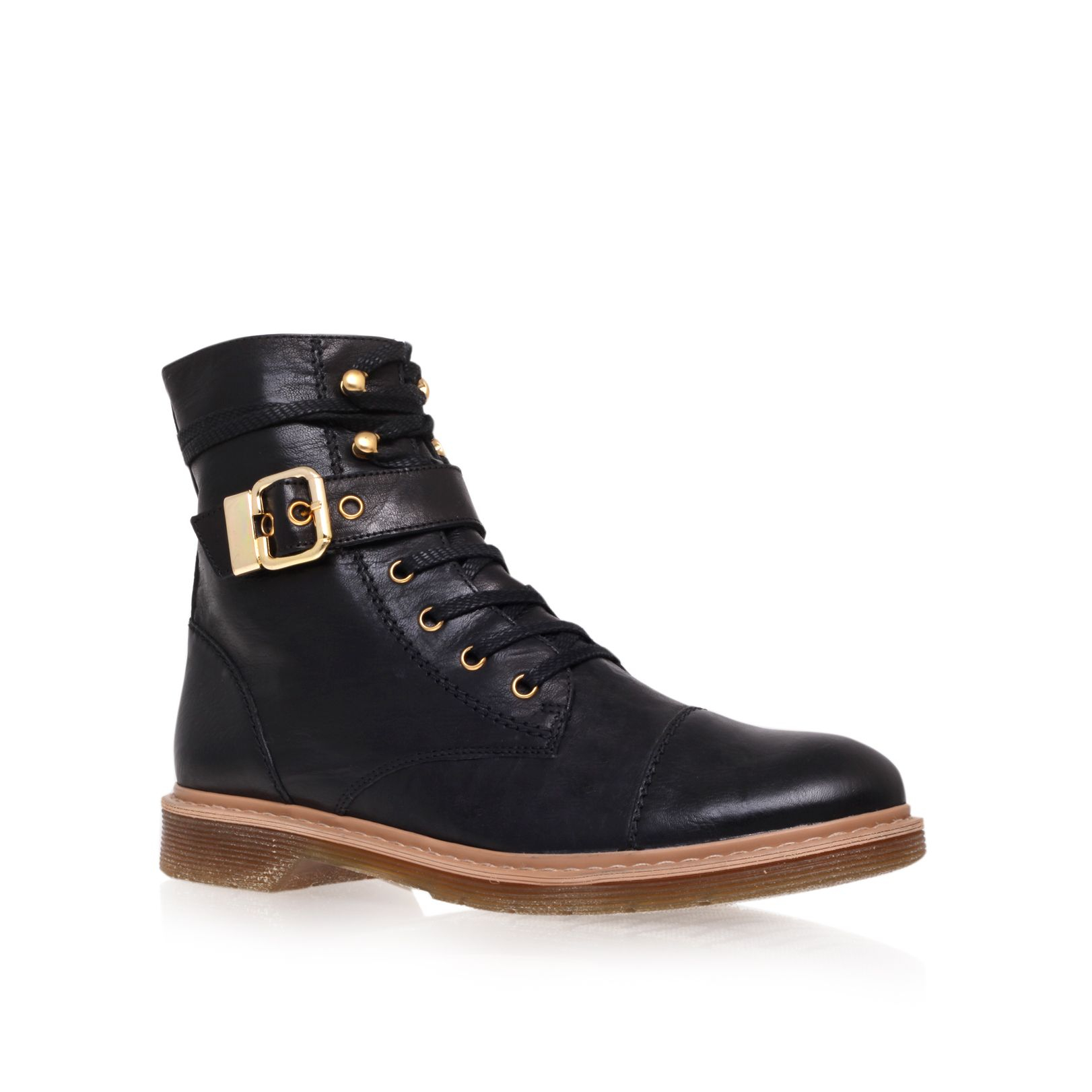 paul green chelsea ankle boots in black lyst. Black Bedroom Furniture Sets. Home Design Ideas