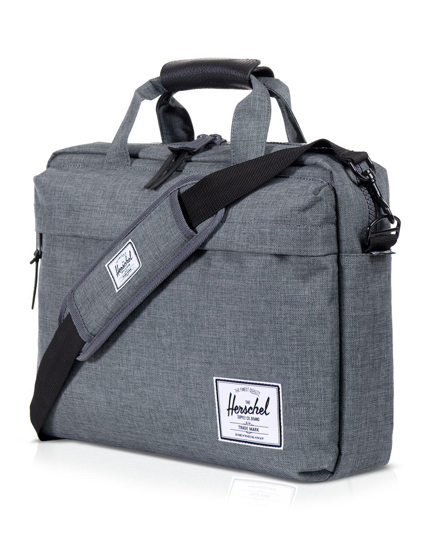 Herschel Supply Co. Clark Messenger Bag in Gray for Men - Lyst 5a19feab6b558