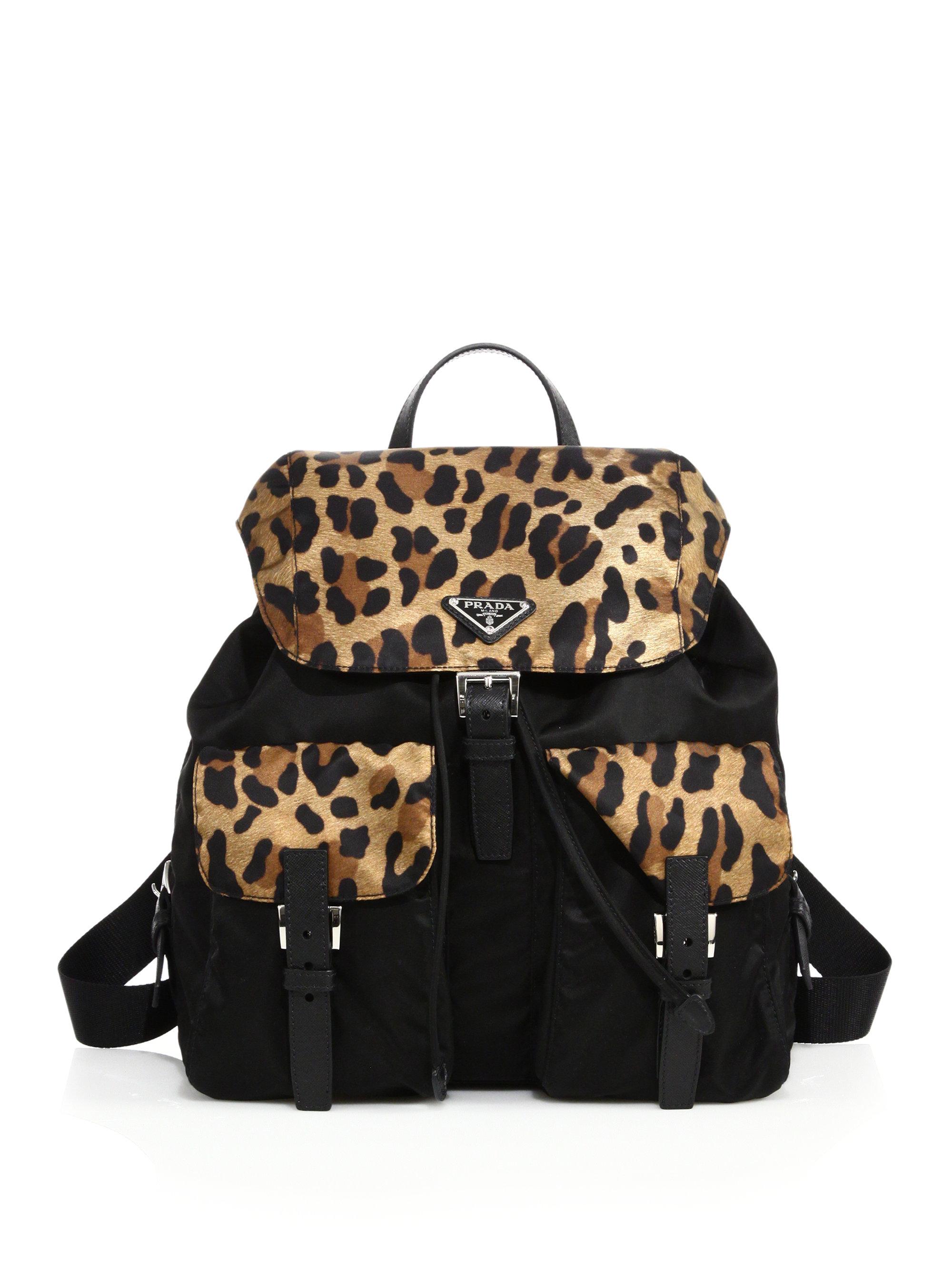 Prada Backpack Bag
