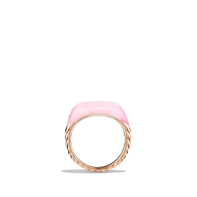 Gold Pinky Ring Womens K