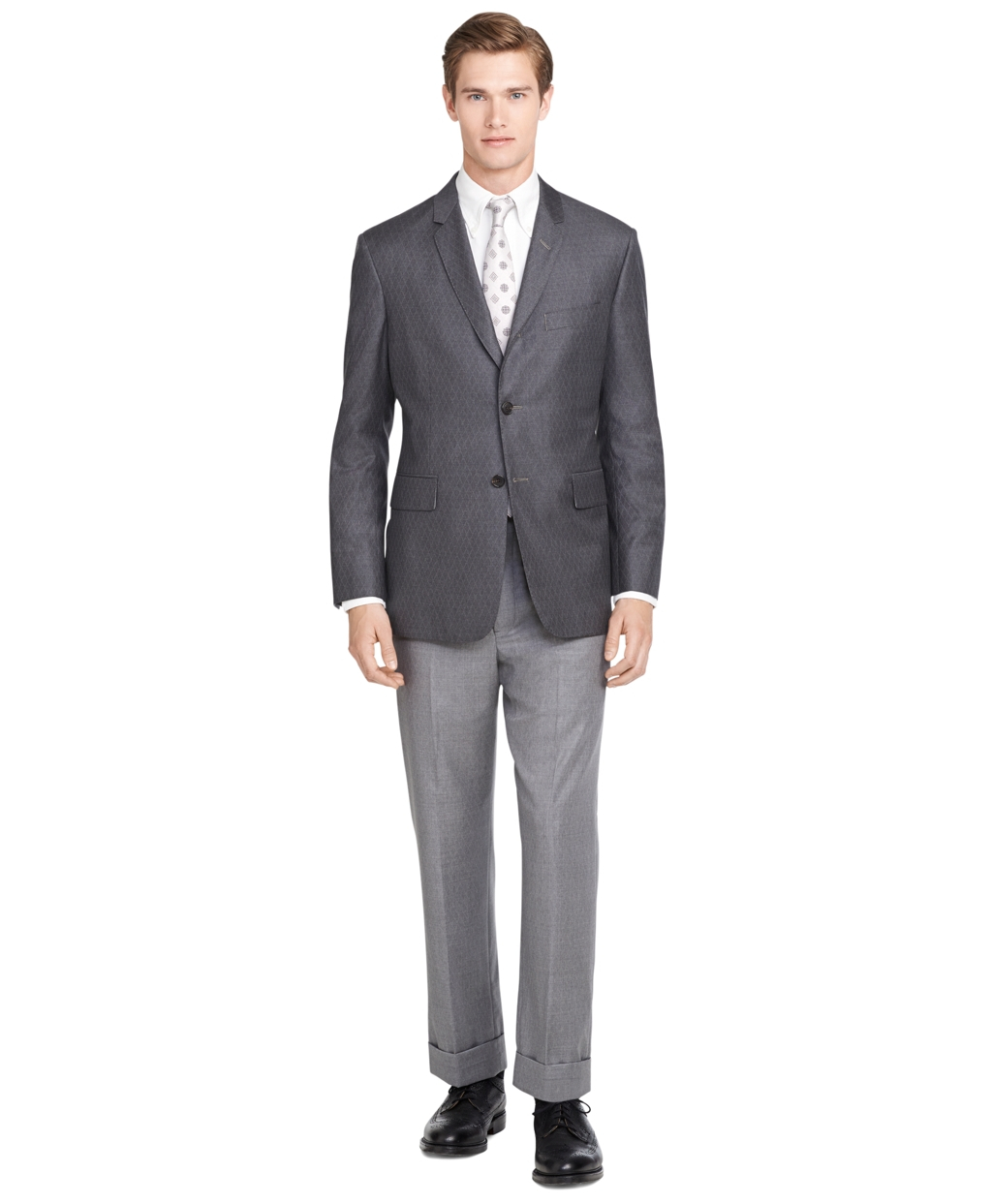 Images of Grey Sports Coat - Reikian