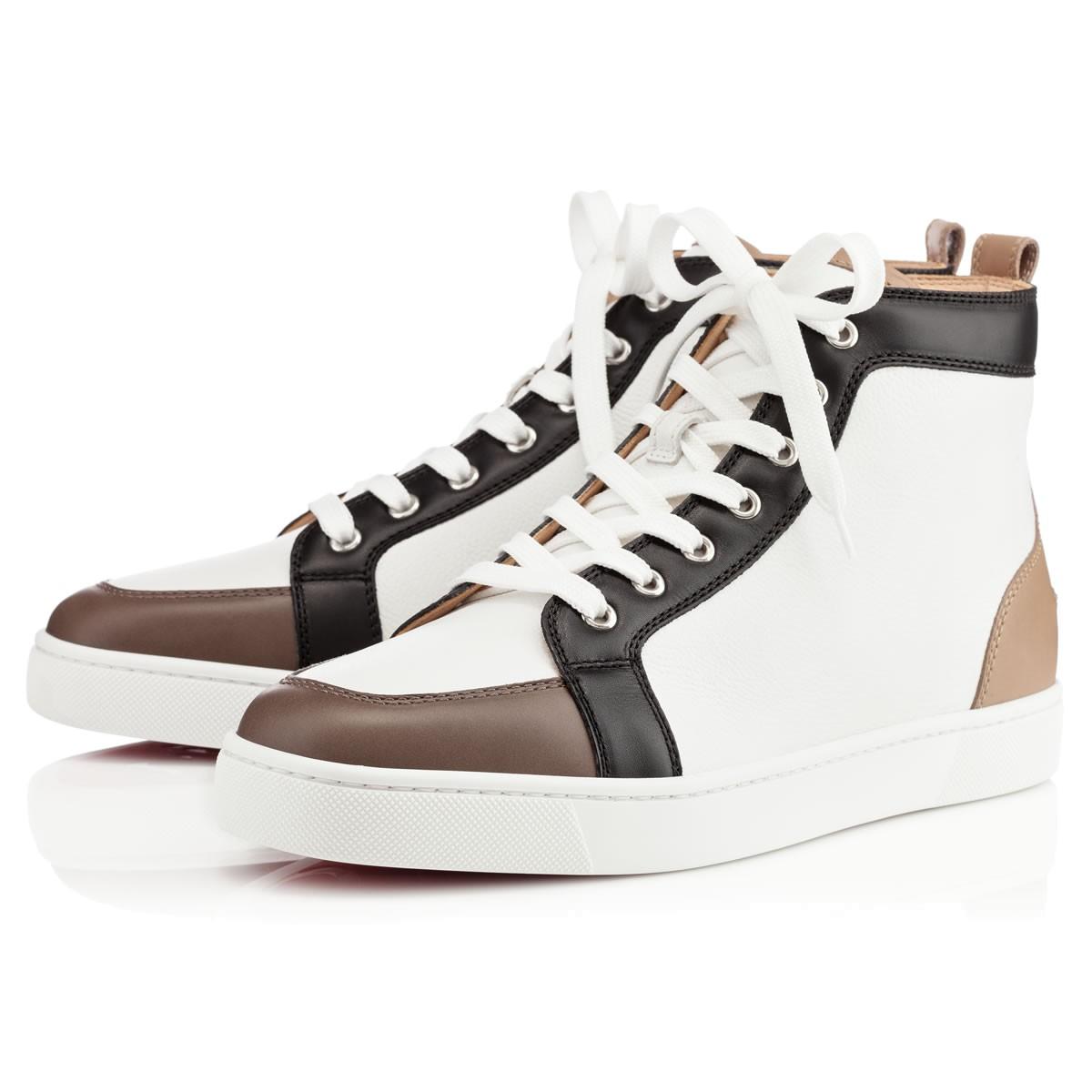 Mens Fashionable White Shoes