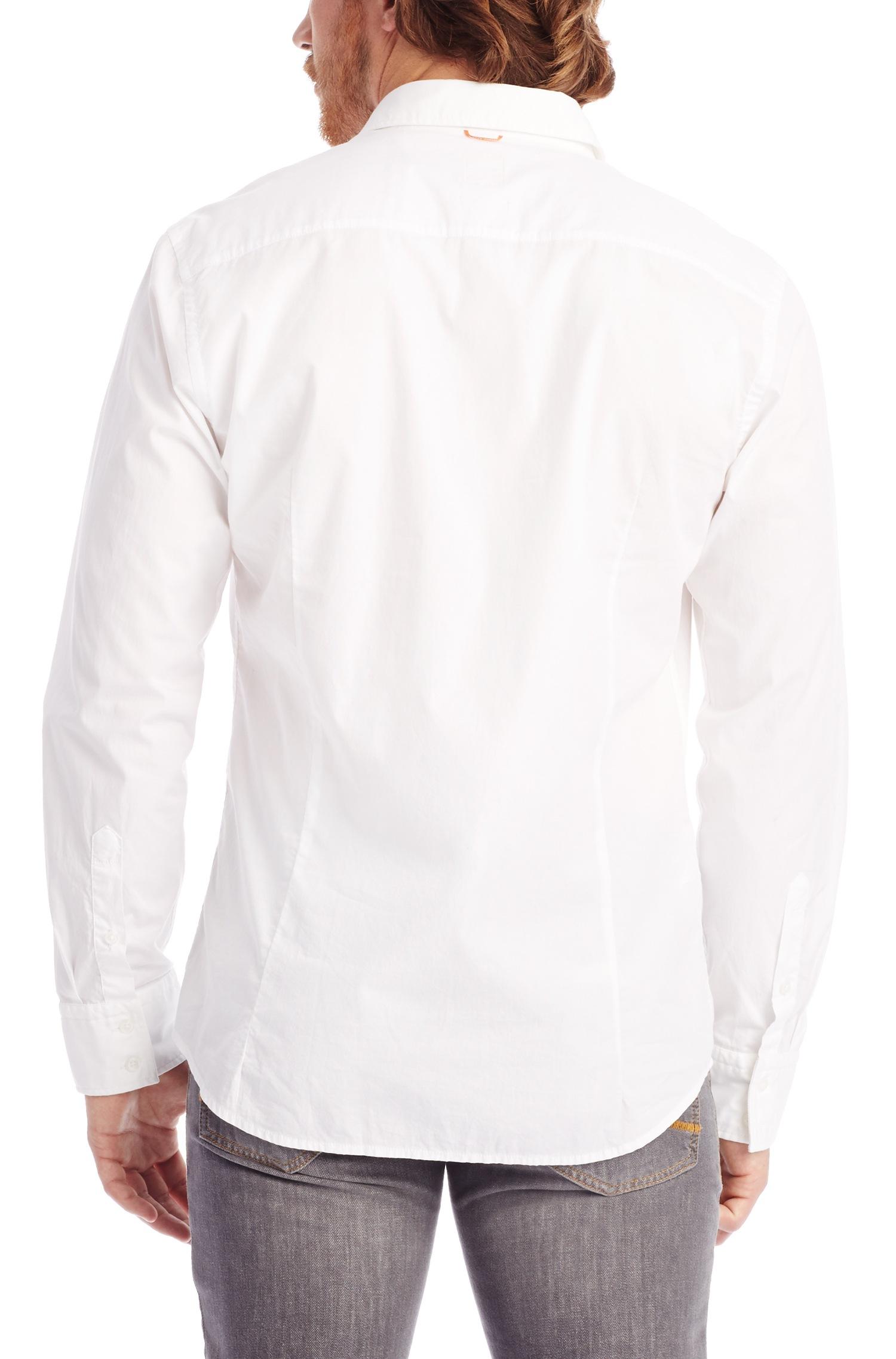 Boss Orange 39 Eslime 39 Extra Slim Fit Stretch Cotton