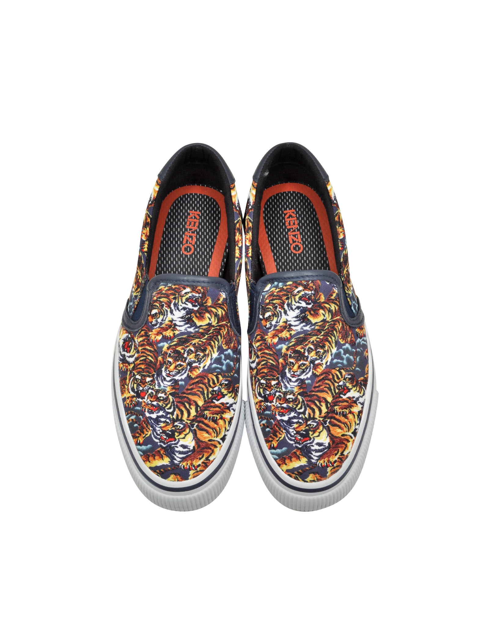 401681514 KENZO Flying Tiger Slip-on Sneaker - Lyst