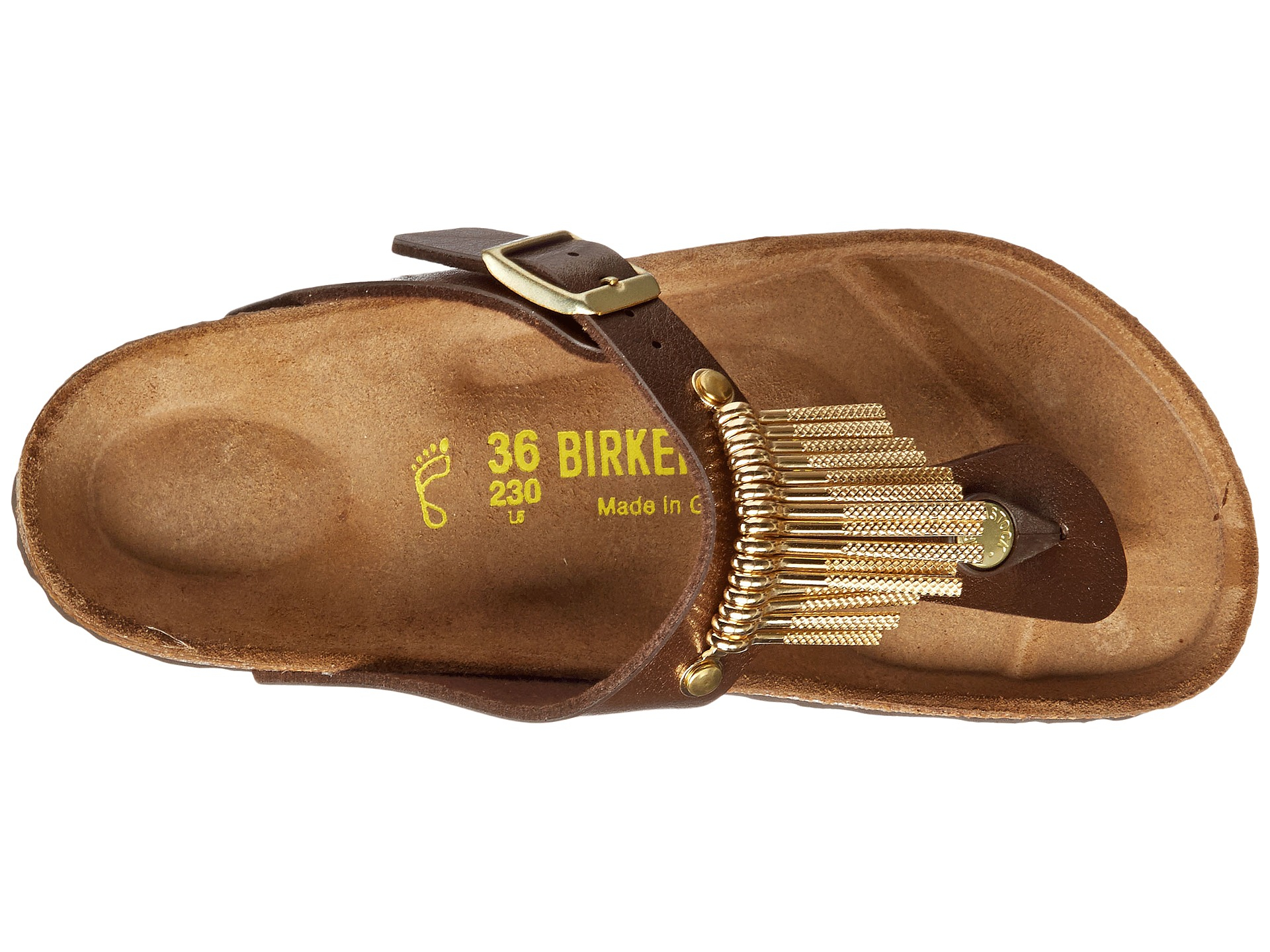 f61eefe6f Gallery. Previously sold at  Zappos · Women s Birkenstock Gizeh ...