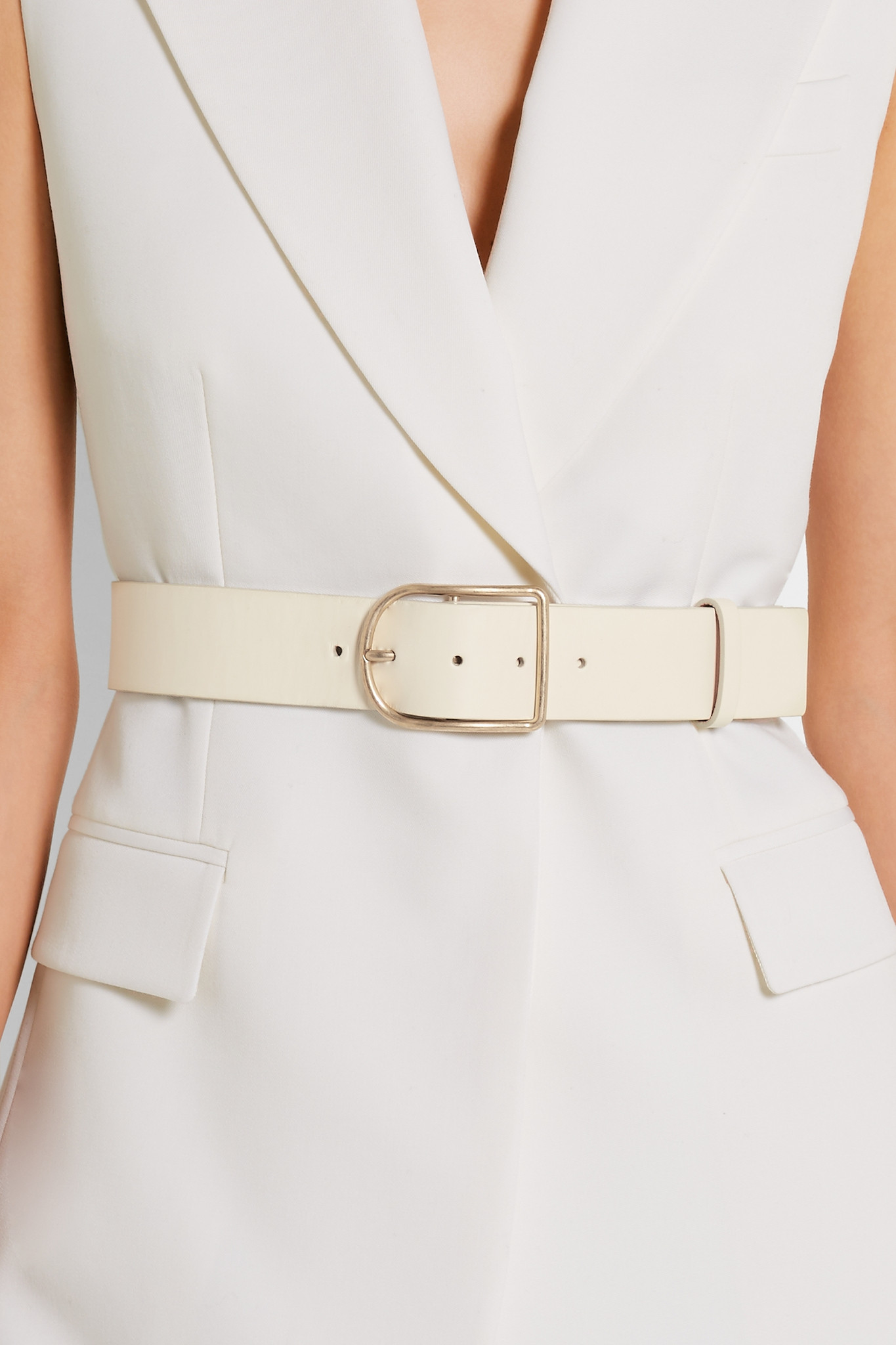 Leather rope waist belt Acne Studios AwspeK