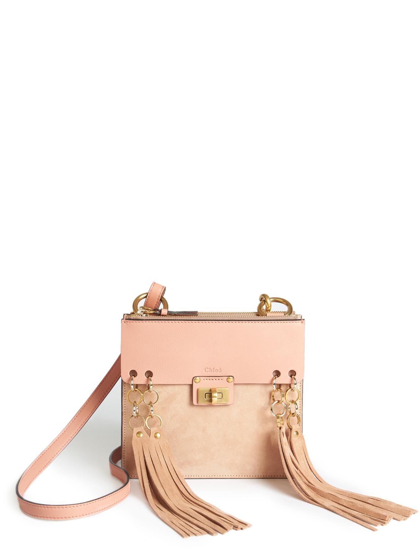 real chloe handbags - Chlo�� Chlo�� Jane Shoulder Bag in Beige (NUDE/NEUTRALS) | Lyst