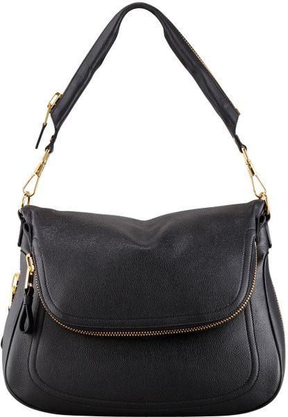 Innovative Details About Shoulder Bags Tom Ford Women Leather Black L0582TGLTBLK