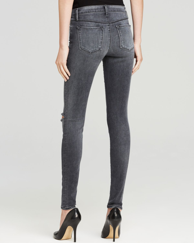 J brand 620 super skinny jeans black