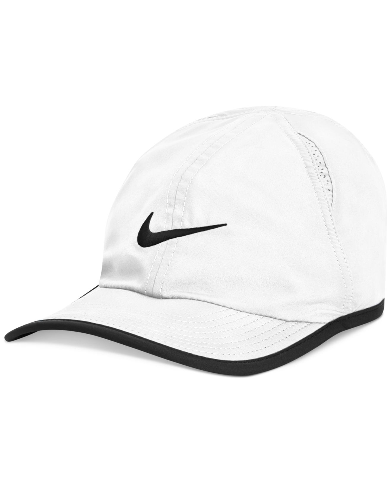 0785047cba7cc5 Lyst - Nike Dri-Fit Featherlight Performance Hat 2.0 in White for Men