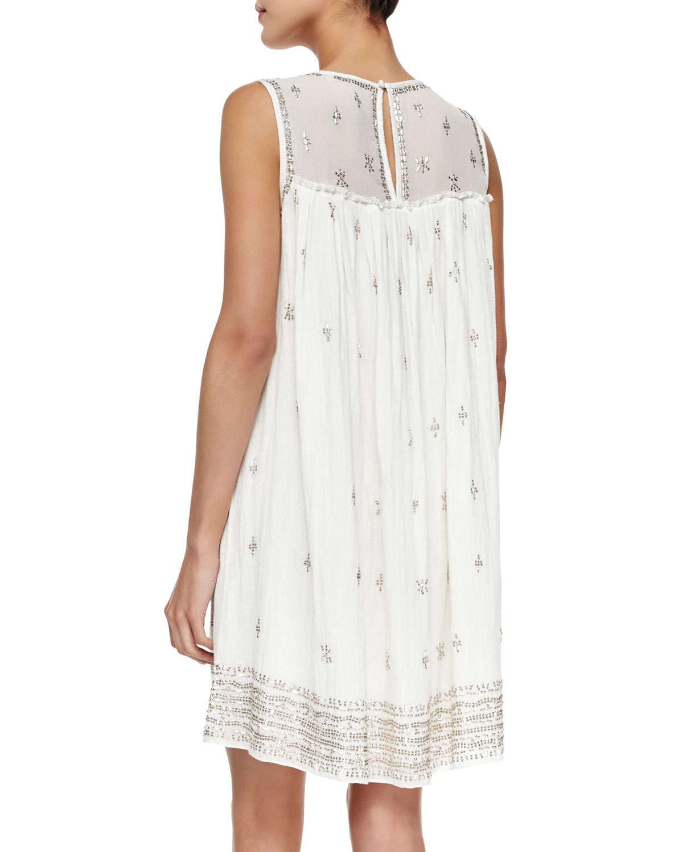 Calypso Sleeveless Midi Dress Cheap Sale Brand New Unisex Cheap Sale For Sale wKZTZ