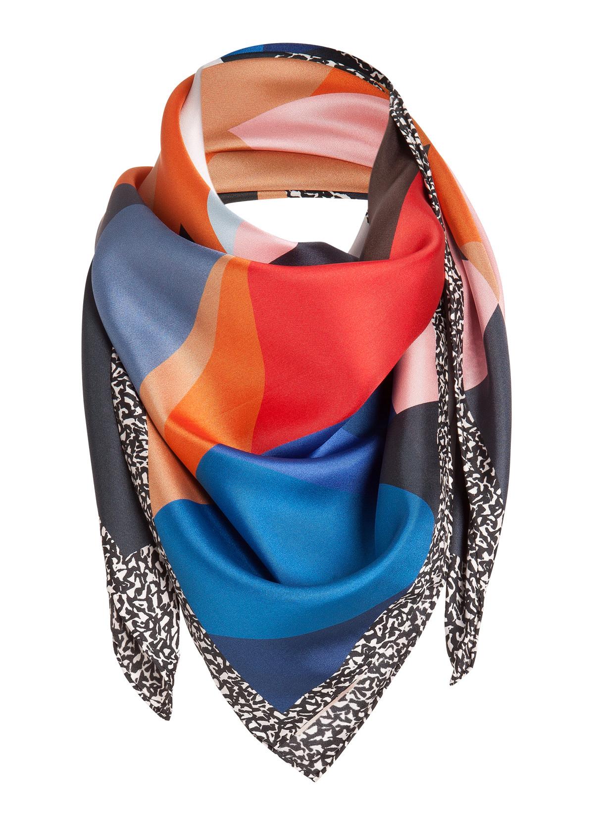 dorothee schumacher graphic movement scarf lyst