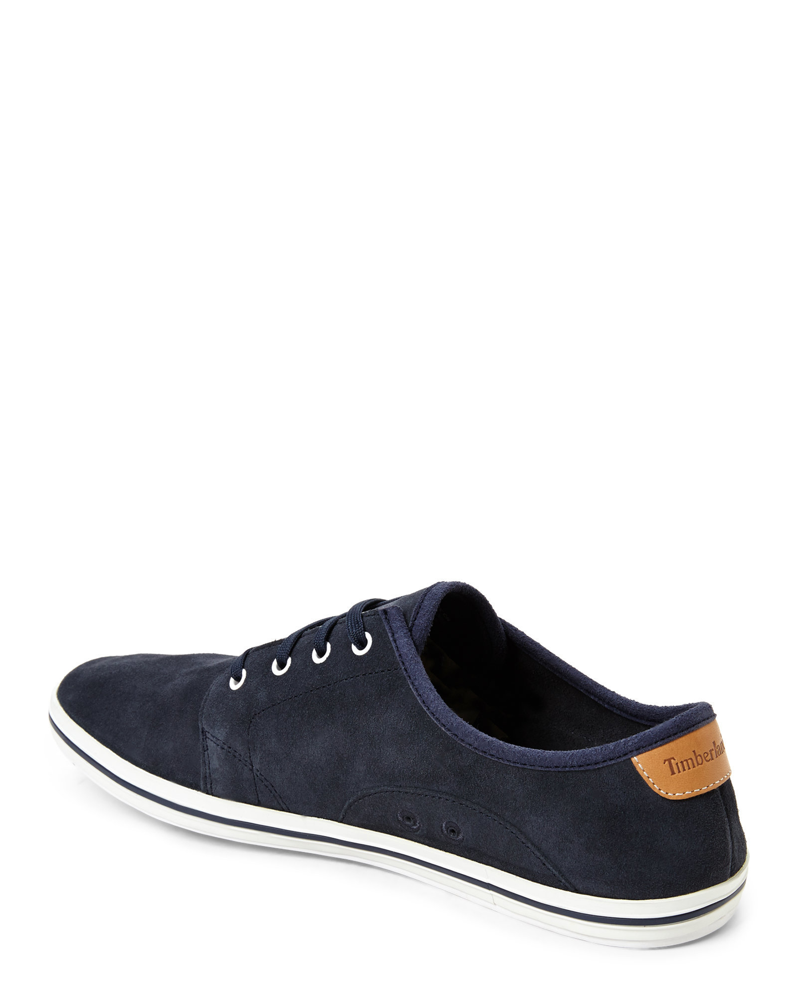 Lyst - Timberland Navy Earthkeepers Casco Bay Sneakers in Blue for Men e861e972d