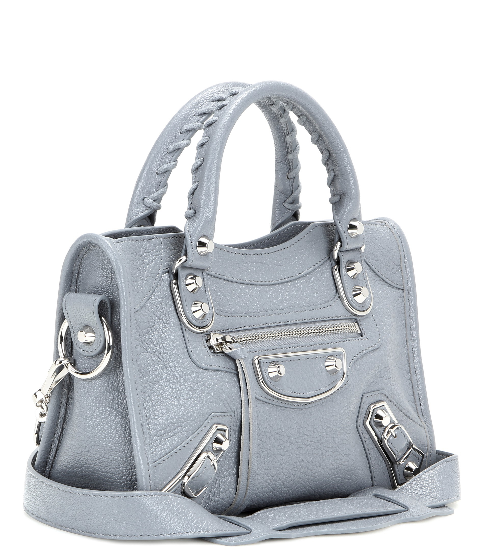 ... the best 14751 e8110 Lyst - Balenciaga Classic Metallic Edge Mini City  Leather Sh  new product ffc84 4c58a Womens Tote ... 6d8459c8c8