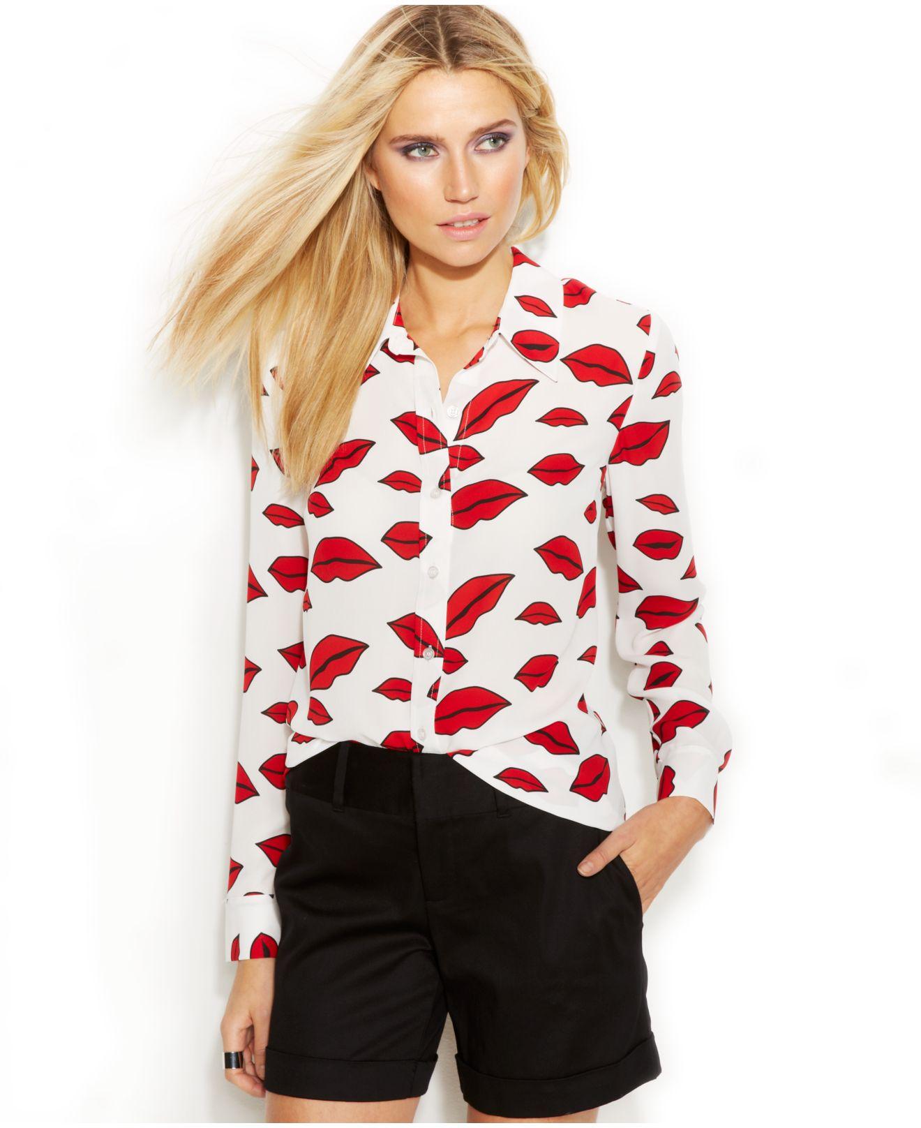 Macys Womens Shirts