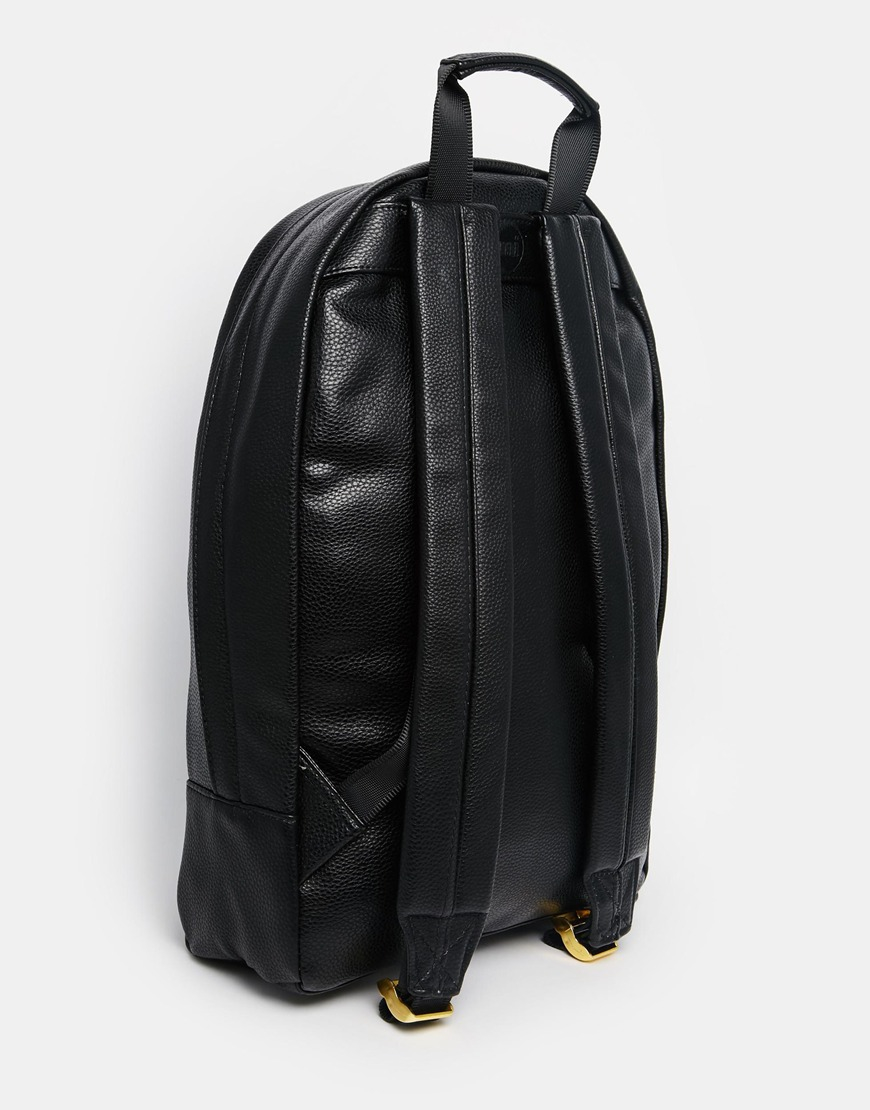 c419539ffd Lyst - Mi-Pac Maxwell Tumbled Backpack in Black for Men