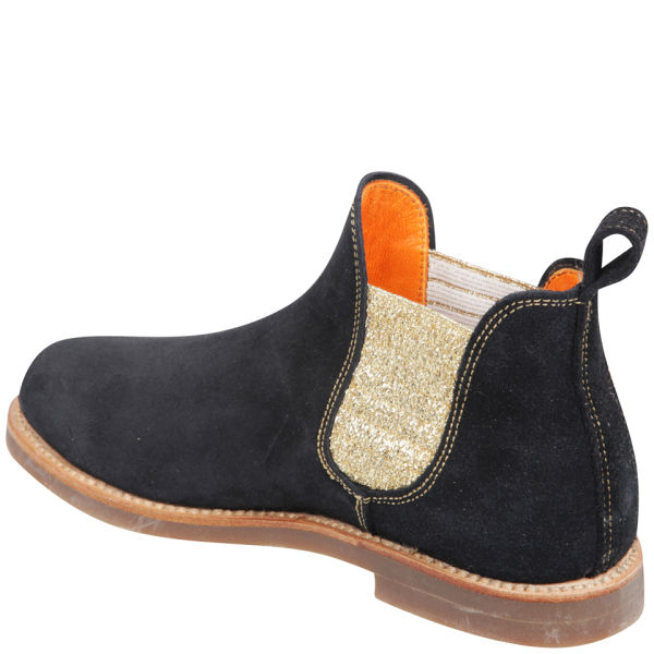Penelope chilvers Womens Safari Suede Chelsea Boots in Black | Lyst