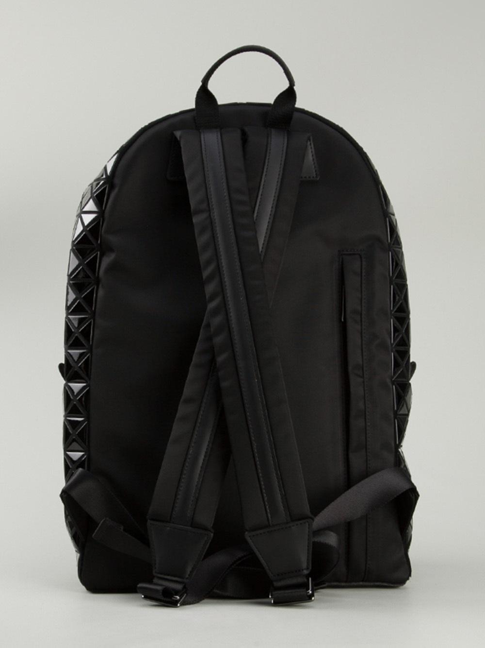 Lyst Bao Bao Issey Miyake Prism Backpack In Black