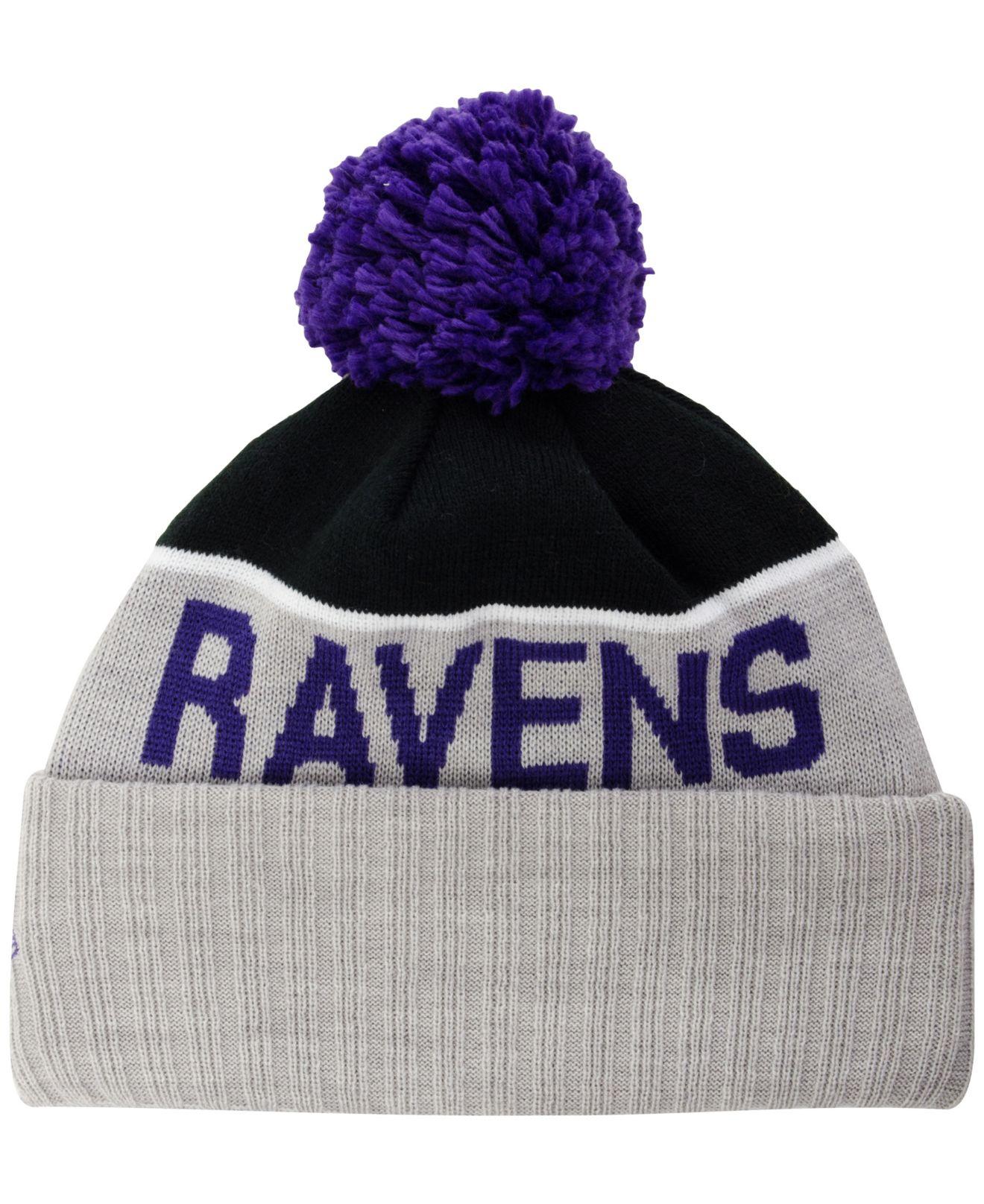 Lyst - Ktz Baltimore Ravens Super Bowl Sport Knit Hat in Gray for Men d258e9696