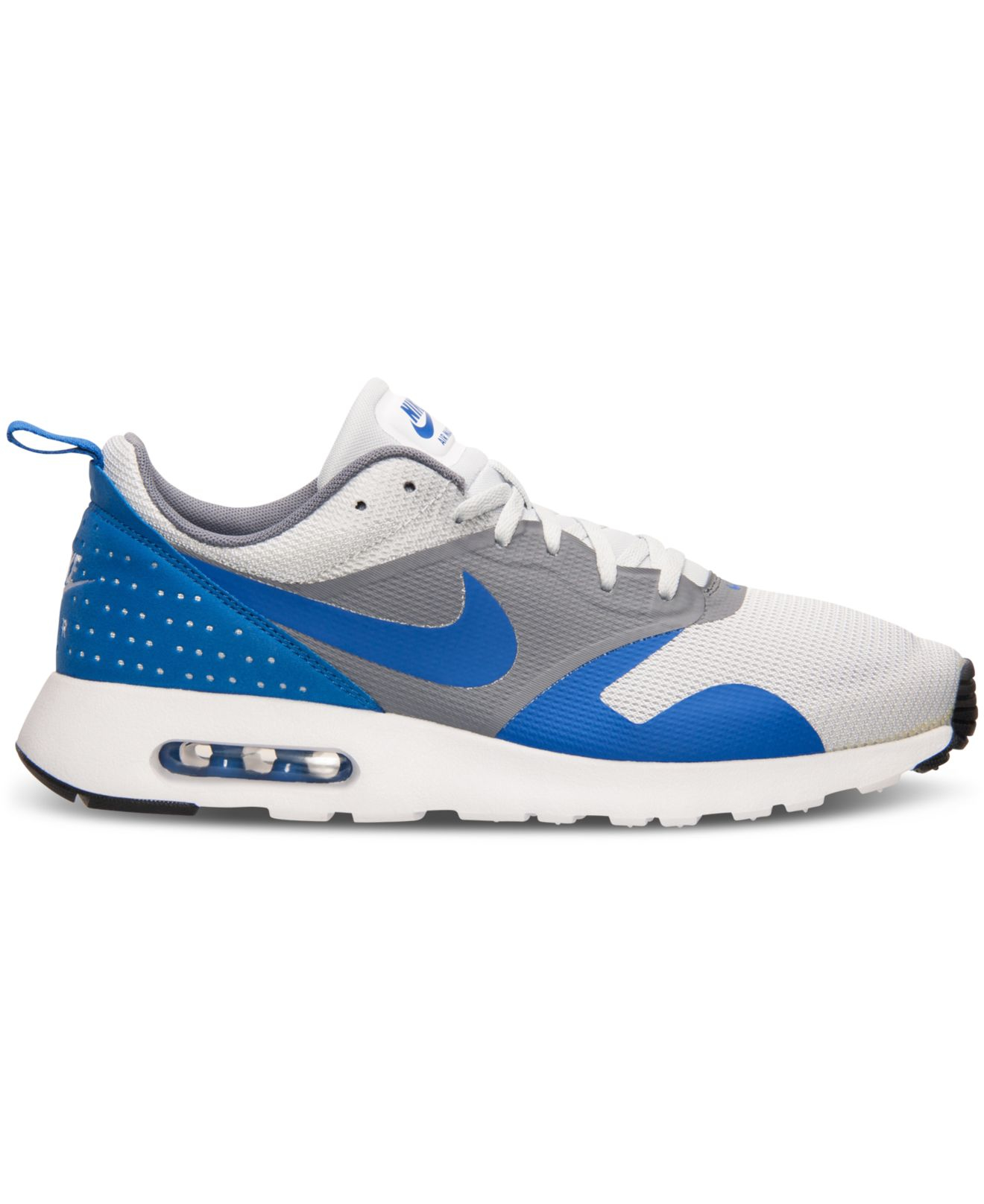 official photos e6aca 1478a Lyst - Nike Men s Air Max Tavas Running Sneakers From Finish Line in Blue  for Men