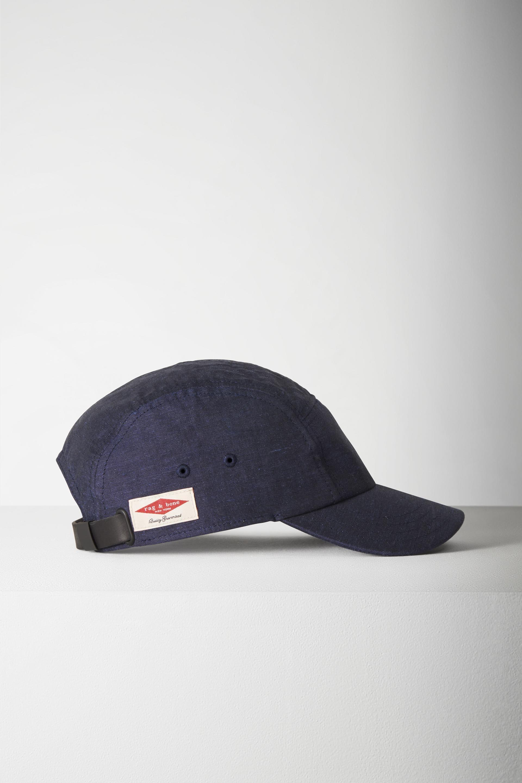 4dedb2d8888c7 Rag   Bone 5 Panel Hat in Blue for Men - Lyst