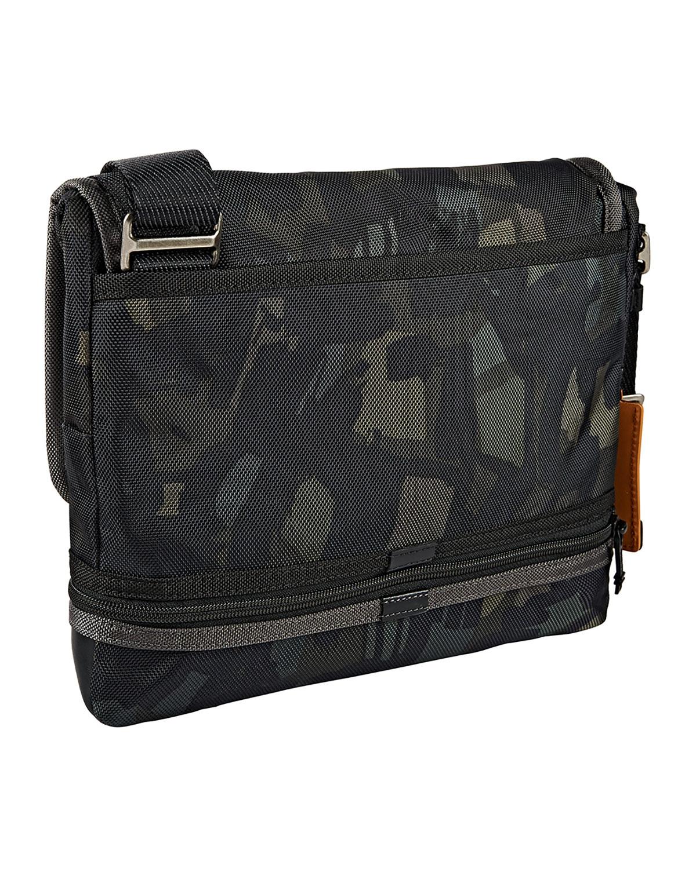 Lyst Tumi Alpha Bravo Cross Body Bag In Black