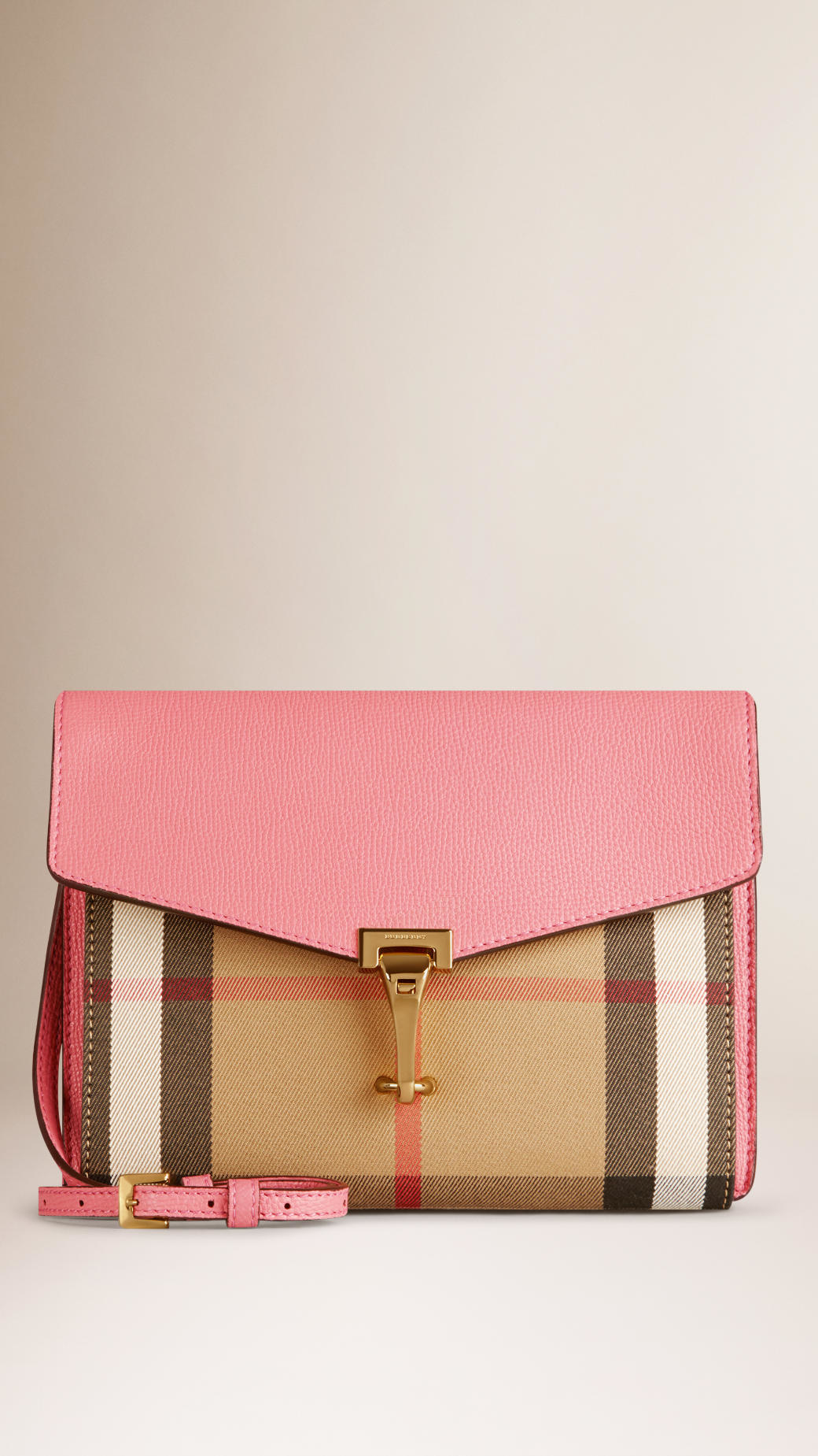 e4b06239a5ba ... Item No 4041271. Burberry Horseferry Check And Leather Clutch Ash Rose  Dusty Pink. Pink Burberry Purse Best Image Ccdbb. Burberry Pink Purse Best  Image ...