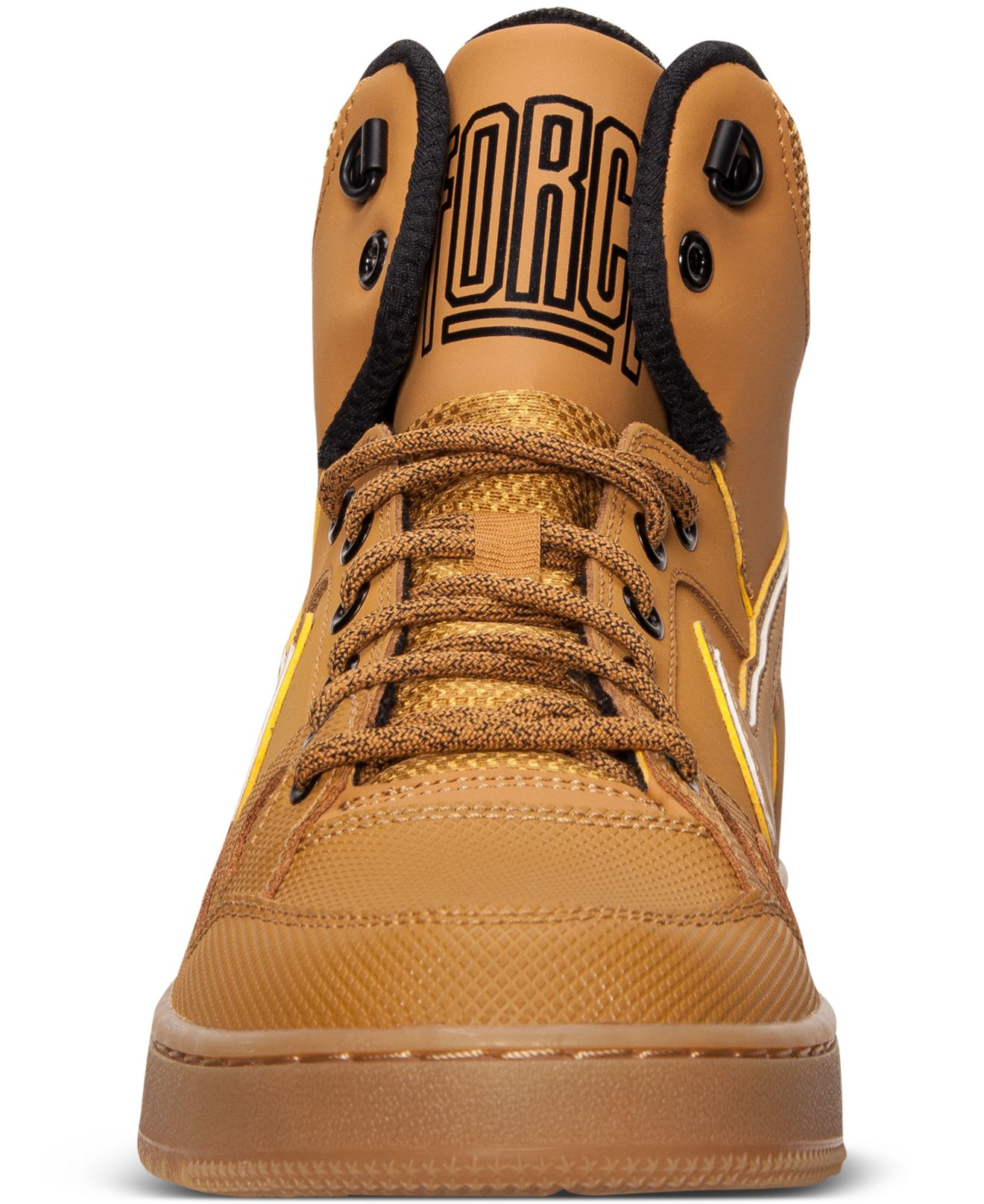 92f8d7e2f0b Lyst - Nike Men s Son Of Force Mid Winter Casual Sneakers From Finish Line  in Brown for Men