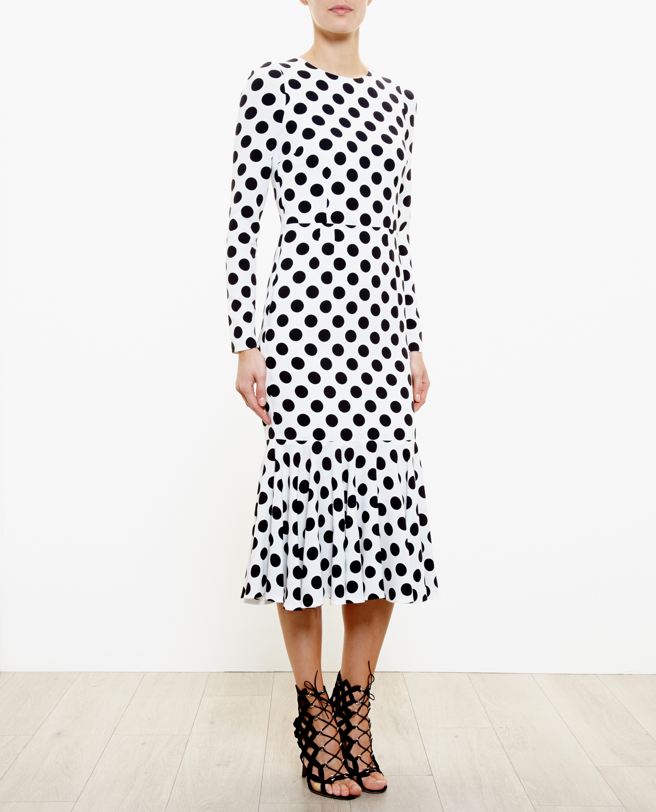 635c9e25 Gallery. Previously sold at: Browns · Women's Polka Dot Dresses