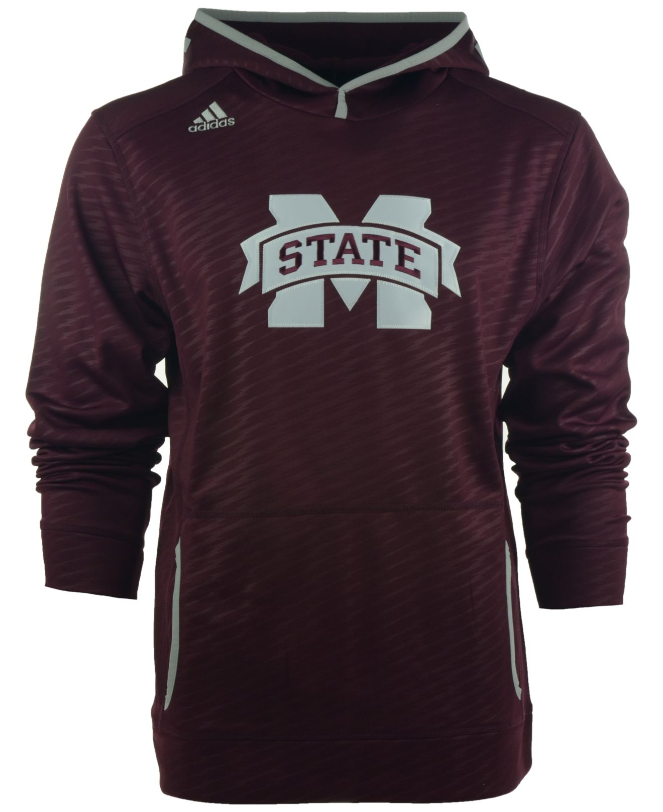 Lyst - Adidas Menu0026#39;S Mississippi State Bulldogs Hoodie in Purple for Men