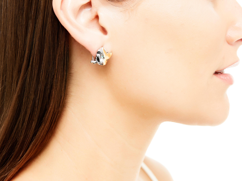John hardy Legends Macan Stud Earrings in Metallic