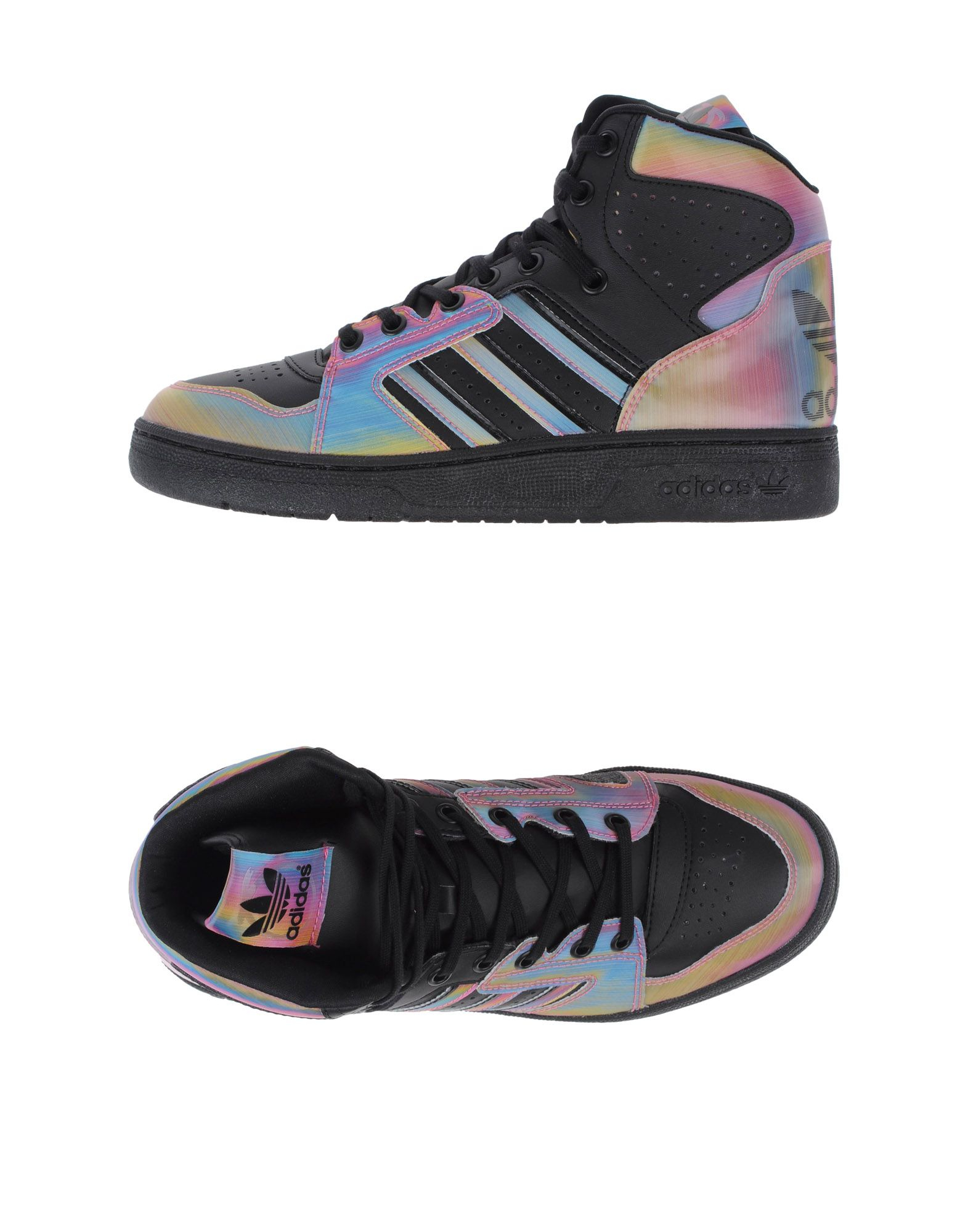 Lyst - Adidas Originals High-tops & Trainers in Black