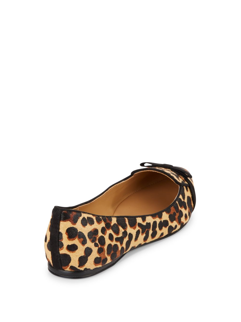 Flat Animal Print Leopard And Pink