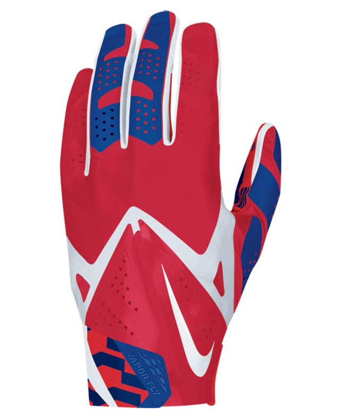 8f1626c94 Lyst - Nike New York Giants Vapor Fly Team Authentic Glove in Blue ...