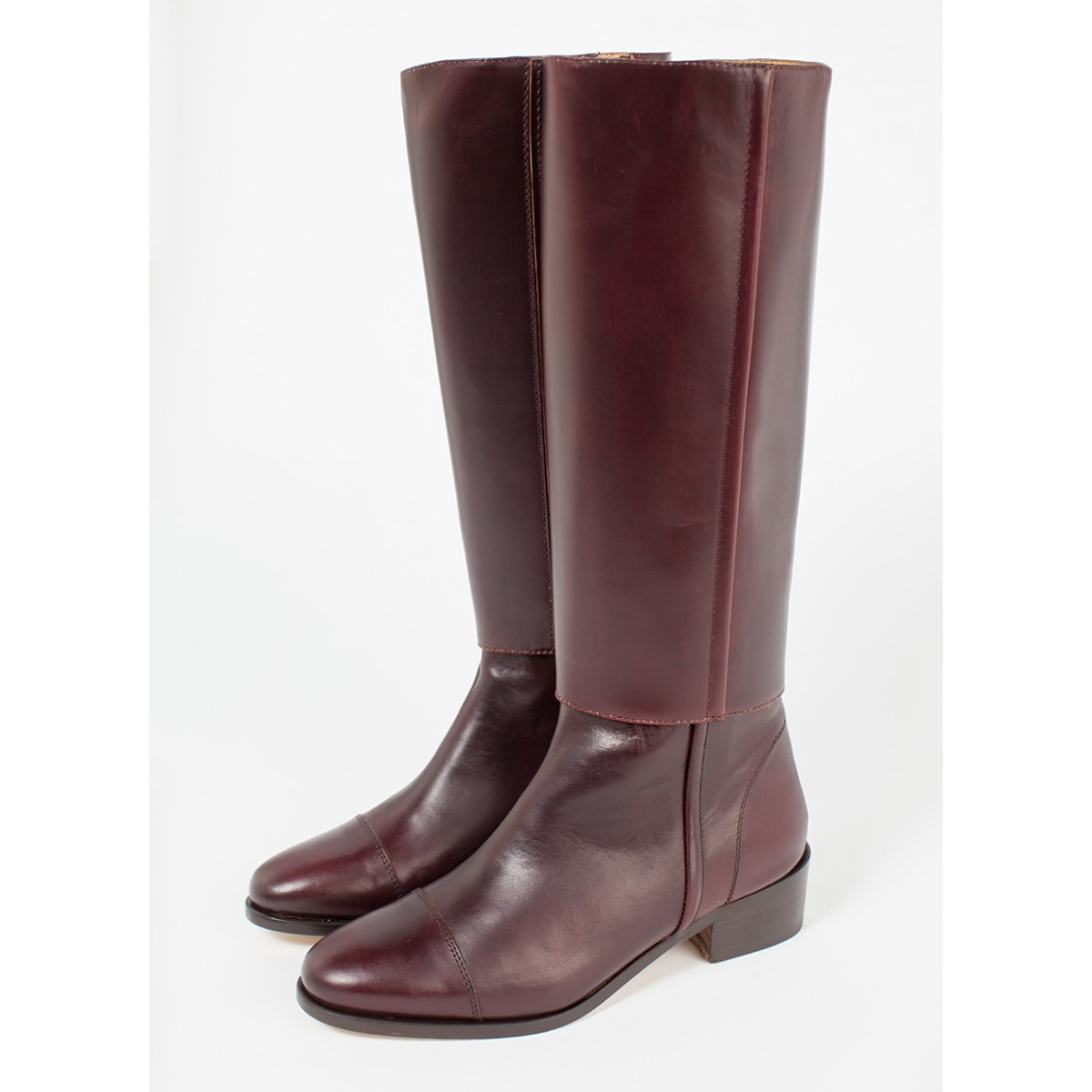 billy pull on boot in brown lyst