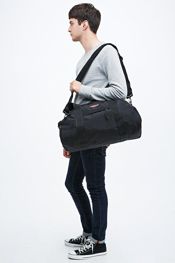 Eastpak Stand Duffle Bag in Black in Black for Men - Lyst 5186f88d5f170
