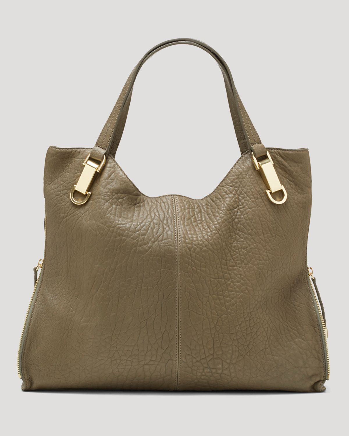 Lyst Vince Camuto Tote Riley In Green