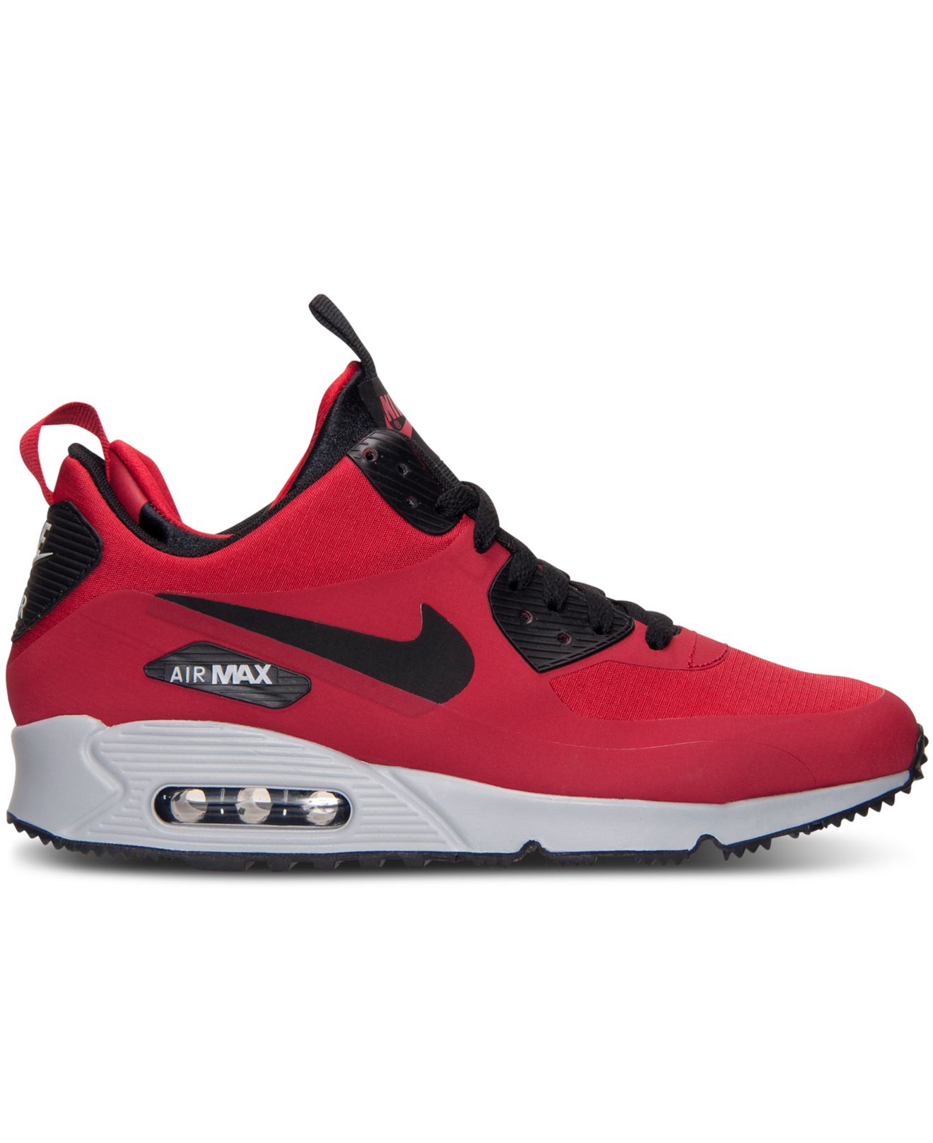 designer fashion 2b517 848f1 Nike Men s Air Max 90 Mid Winter Casual Sneakers From Finish Line in ...