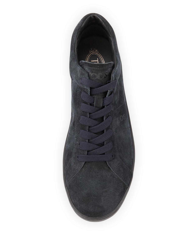 low top sneakers - Blue Tod's S3xkCTD