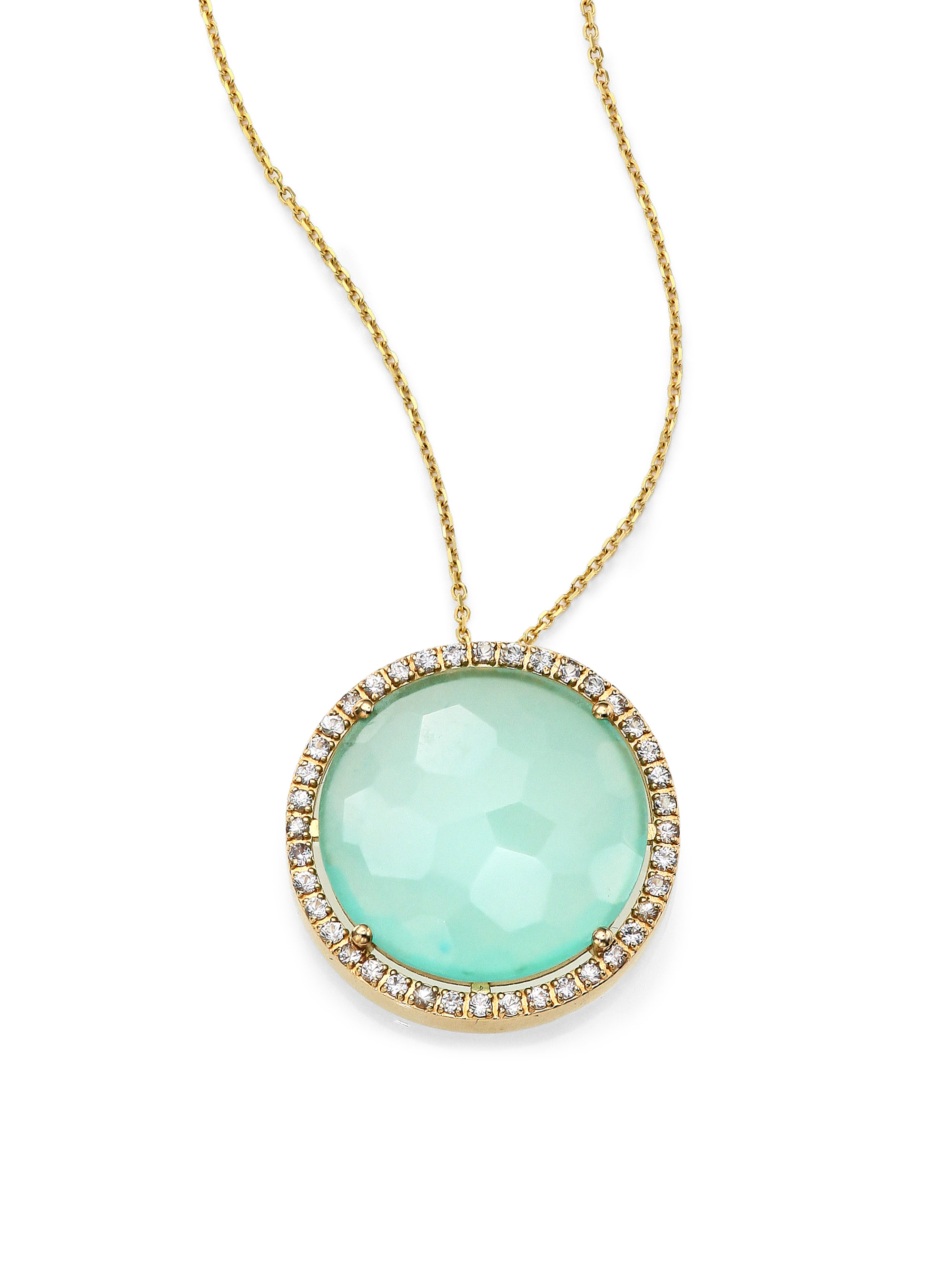 stones malawi necklace pendant pin pinterest chalcedony blue lexx