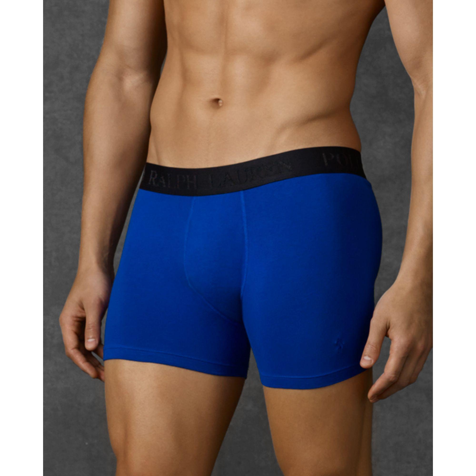Olsen blue package panties