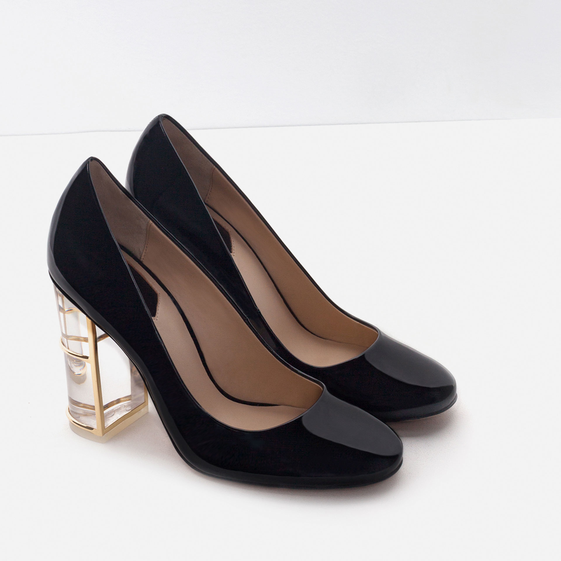 Creative Shoe Of The Day  Zara 5quot Stiletto Pumps Gt Shoeperwoman