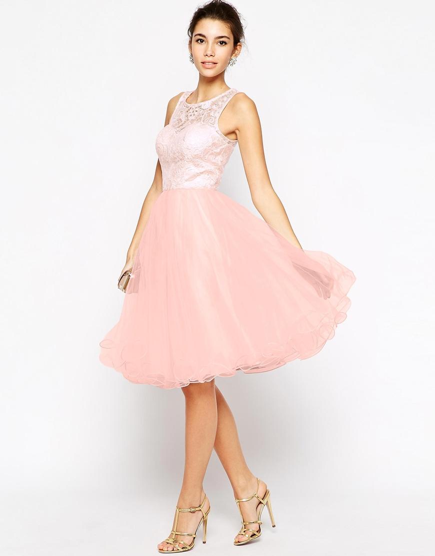 Tulle Skirt Dresses