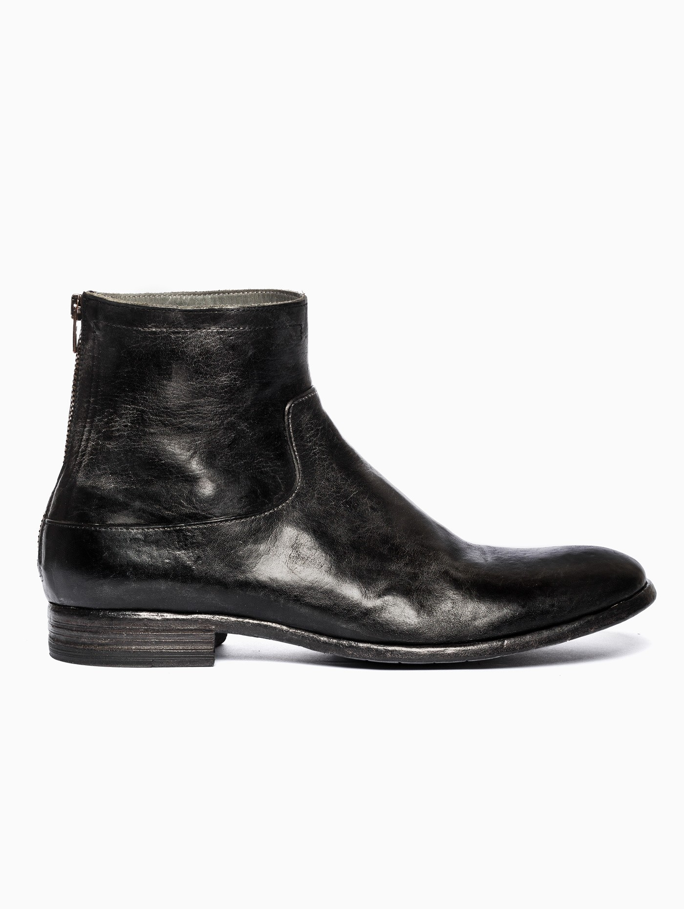 shoto ankle boots in black for lyst