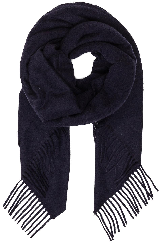 acne studios s alaska scarf in blue lyst