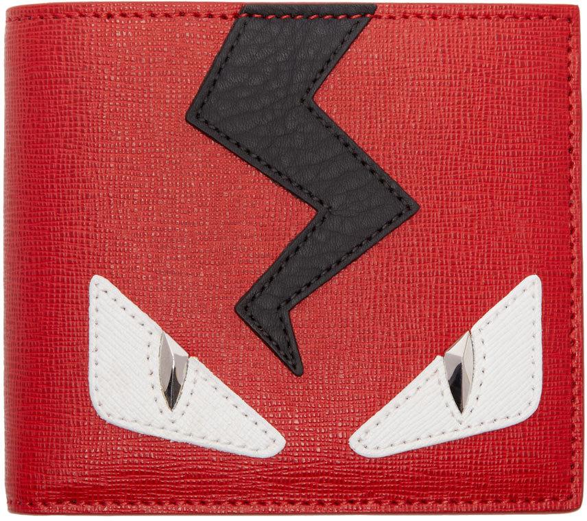 Sunglasses Logo Black And White Lyst - Fendi Red And B...